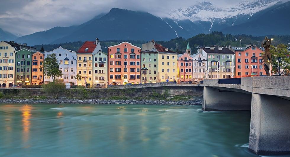 Enkelt tur Klagenfurt