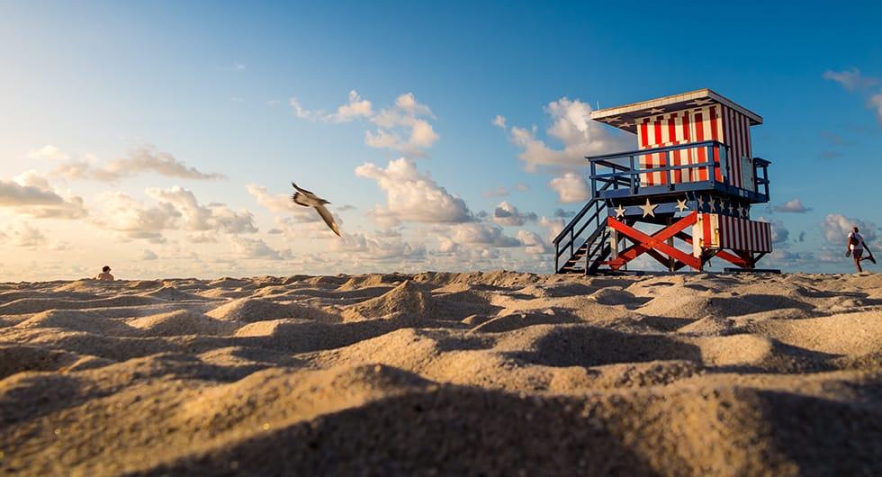Billige Fly Og Hotell Miami Travellink Reiser
