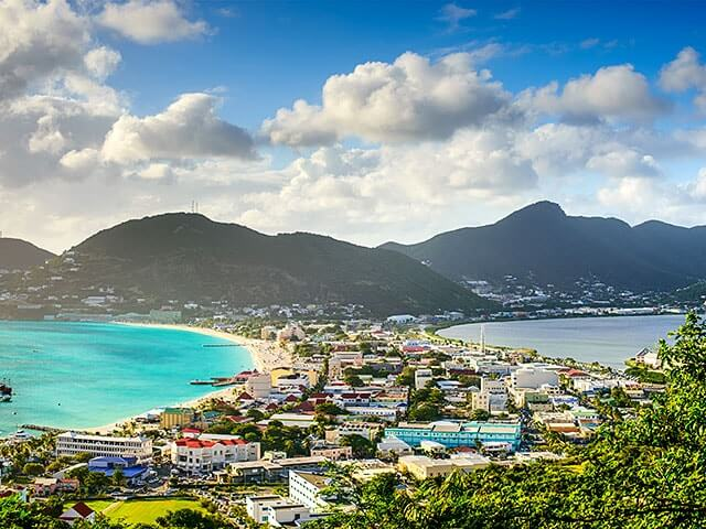 fly Saint Martin - Antilles